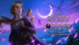 نقد و بررسی The Secret Order 8: Return to the Buried Kingdom