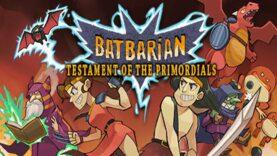 نقد و برسی بازی batbarian: testament of the primordial