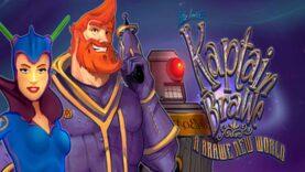 نقد و برسی بازی Kaptain Brawe: A Brawe New World