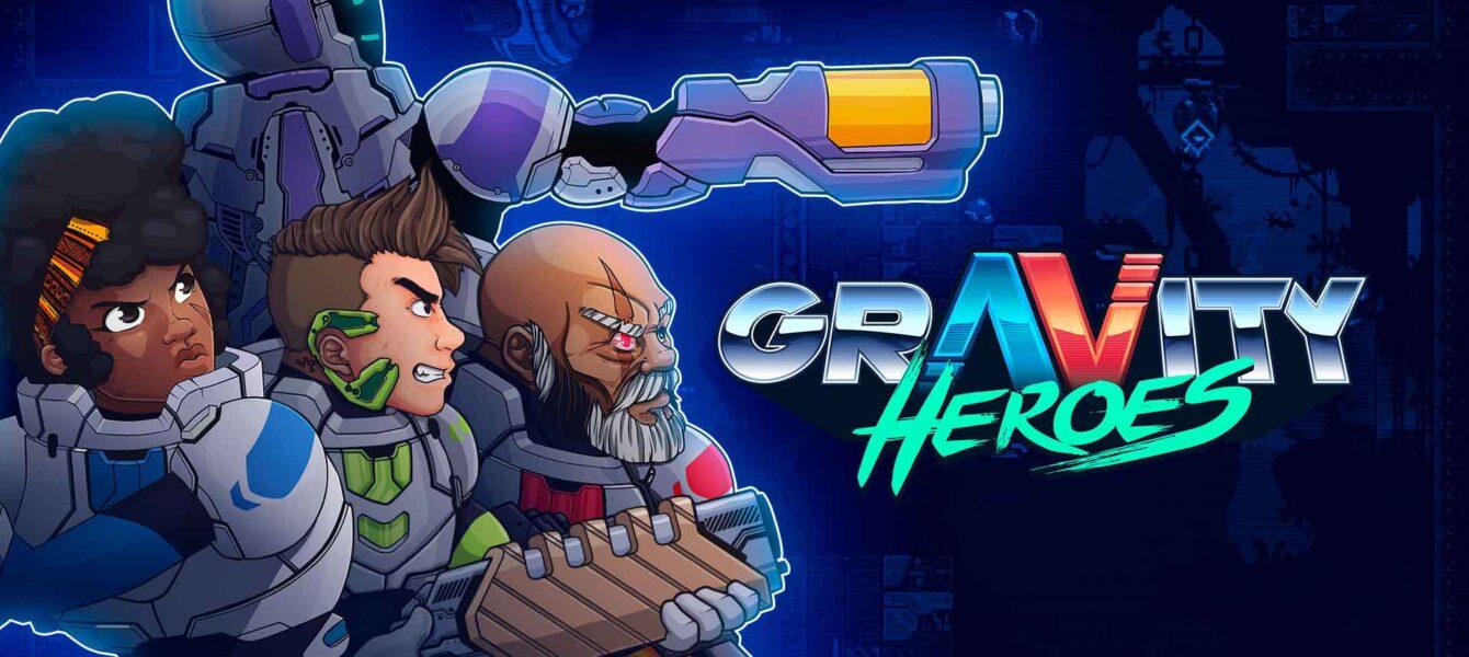 نقد و بررسی Gravity Heroes