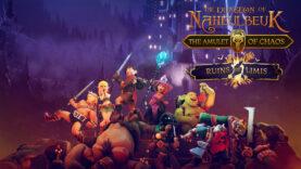 نقد و بررسی The Dungeon Of Naheulbeuk: The Amulet Of Chaos