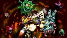 نقد و بررسی بازی Explosionade DX