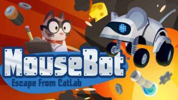 نقد و بررسی MouseBot: Escape from CatLab