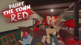 نقد و بررسی Paint the Town Red