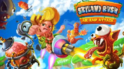 نقد و بررسی بازی Skyland Rush: Air Raid Attack